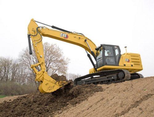 Cat-326-Excavator